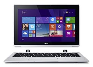 Acer Aspire Switch 1Convertible 2-in-1 Laptop  split