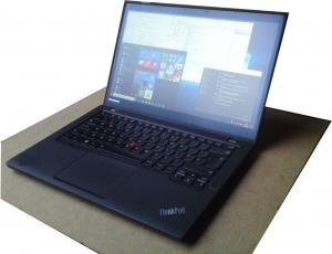 "Refurb Lenovo ThinkPad T440s I7-4600u 14"" FHD Touch Screen 8gb RAM 256 GB SSD Laptop"