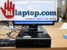 Customize Refurb Dell  - Core i3 - desktop monitor  nvidia 1gb  windows 7 professional