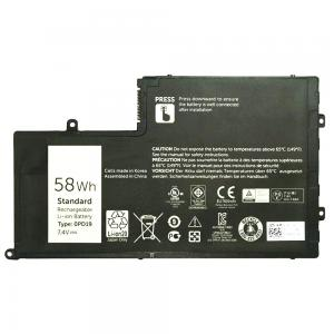 Dell Latitude 3450 Battery 4 Cell 58wh Battery-58DP4