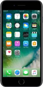 Unbox  Apple iPhone 7 Plus (Black, 128 GB)