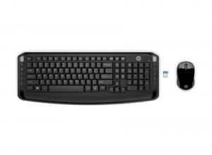 HP Wireless Keyboard and Mouse 300 Combo Set Refurb