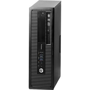 HP EliteDesk 800 G1 Desktop Computer - Intel Core i7 i7-4770 3.40 GHz - Small Form Factor