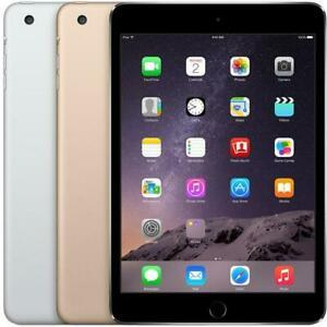 Brand new Imported Apple iPad mini4 128gb wifi grey color 6 month warranty