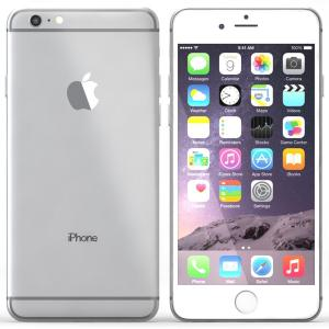 Manufacturing Refurb Apple Iphone 6plus 16gb Silver Color AGrade