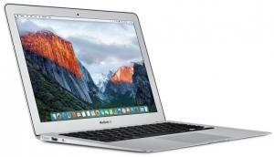 Apple MacBook Air A1486  (13-inch, Latest Model, 8GB RAM, 128GB Storage,  Intel Core i5)