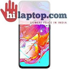 Samsung Galaxy A70 (White, 6GB RAM, 128GB Storage) Without Offer