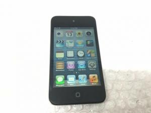 Apple iPod Touch 4th Generation Silver 8gb Model #a1367