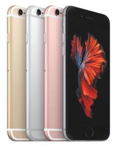 Apple iPhone 6s (Space Grey, 64 GB)
