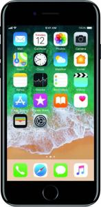 Apple iPhone 7 (Jet Black, 32 GB