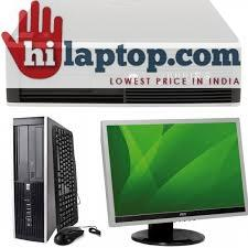 Customize Refurb hp 8100   - Core i3 - desktop monitor  nvidia 1gb windows 7 professional