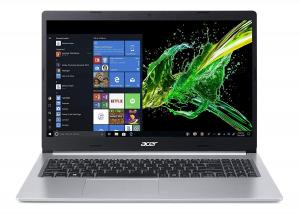 Acer Aspire 5 Slim 8th Gen Core i5 15.6 inch Full HD Thin and Light Laptop (8GB/2TB HDD + 512GB SSD/Windows 10/2GB Graphics/Pure Silver/1.8kg), A515-54G