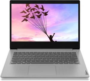 Lenovo Ideapad 3 Core i3 10th Gen - (4 GB/1 TB HDD/DOS) 14IIL05 Thin and Light Laptop  (14 inch, Platinum Grey, 1.6 kg) UNBOX