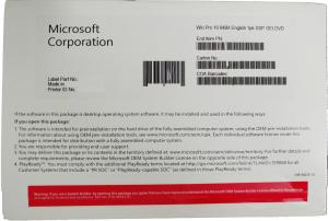 Microsoft Windows 8.1 Professional OEM with dvd retail pack  (1)