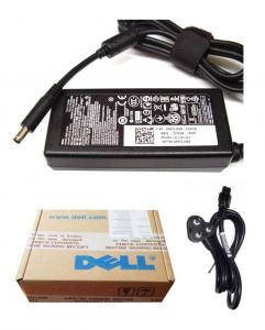 Almost New Dell Genuine Original Laptop Adapter Charger 65W 19.5V 3.34A (New Pin 4.5*3.0mm) MGJN9 & Power Cord