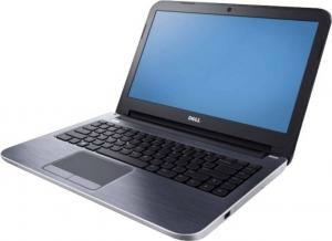 Dell Inspiron N5437 Laptop (4th Gen Ci5/ 4GB/ 500GB/ Win8/2GB Graph)  (13.86 inch, Moon Silver, ) NVIDIA Refurb