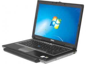 "Used Dell Latitude D430 Core 2 Duo 1.3Ghz 60GB Win XP Pro 12.1"" LAPTOP"