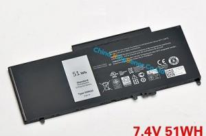 "Compatible Battery For DELL Latitude E5450 E5550 Notebook 15.6"" G5M10 8V5GX(NEW)"