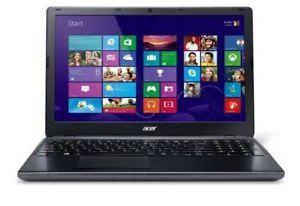 "Acer Aspire E1-510-2602 15.6"" intel 1.86GHz 8gb 1 tb hdd used"
