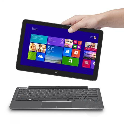 Customize Refurb Dell Venue 11 Pro 7130 Core i5-4300Y 4TH TS Tablet +  Keyboard split