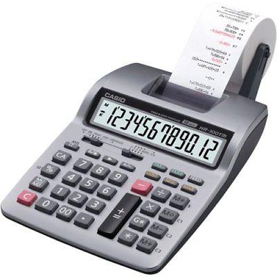 Casio Inc  HR-100TM mini desktop printing Calculator