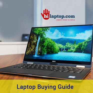 A short guide before buying the laptop.